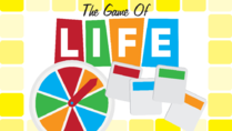 Artwork for Game of Life - Words with Friends: Examining Our Spoken Words to Others