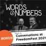 Artwork for Bonus - Conversations at FreedomFest 2021, pt. 6