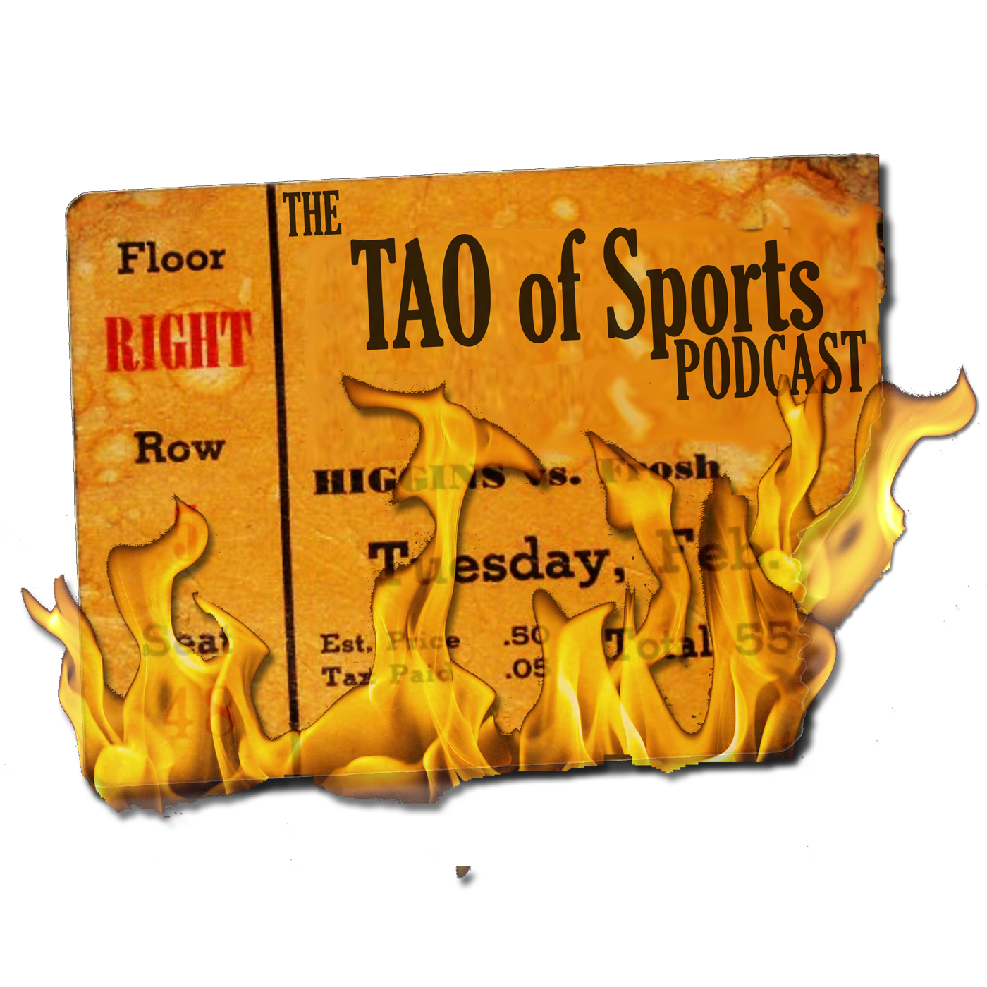 The Tao of Sports Podcast – The Definitive Sports, Marketing, Business Industry News Podcast show art