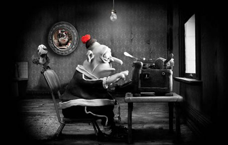 Artwork for #128 - Mary & Max / The Castle (1998) / Top 5 Stop Animation Movies