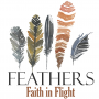 Artwork for Feathers Season 8 Episode 16 with Krystal Whitten: Creativity, Lettering, and Faith