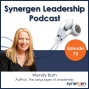Artwork for Ep73 | Wendy Born - Author of The Languages of Leadership