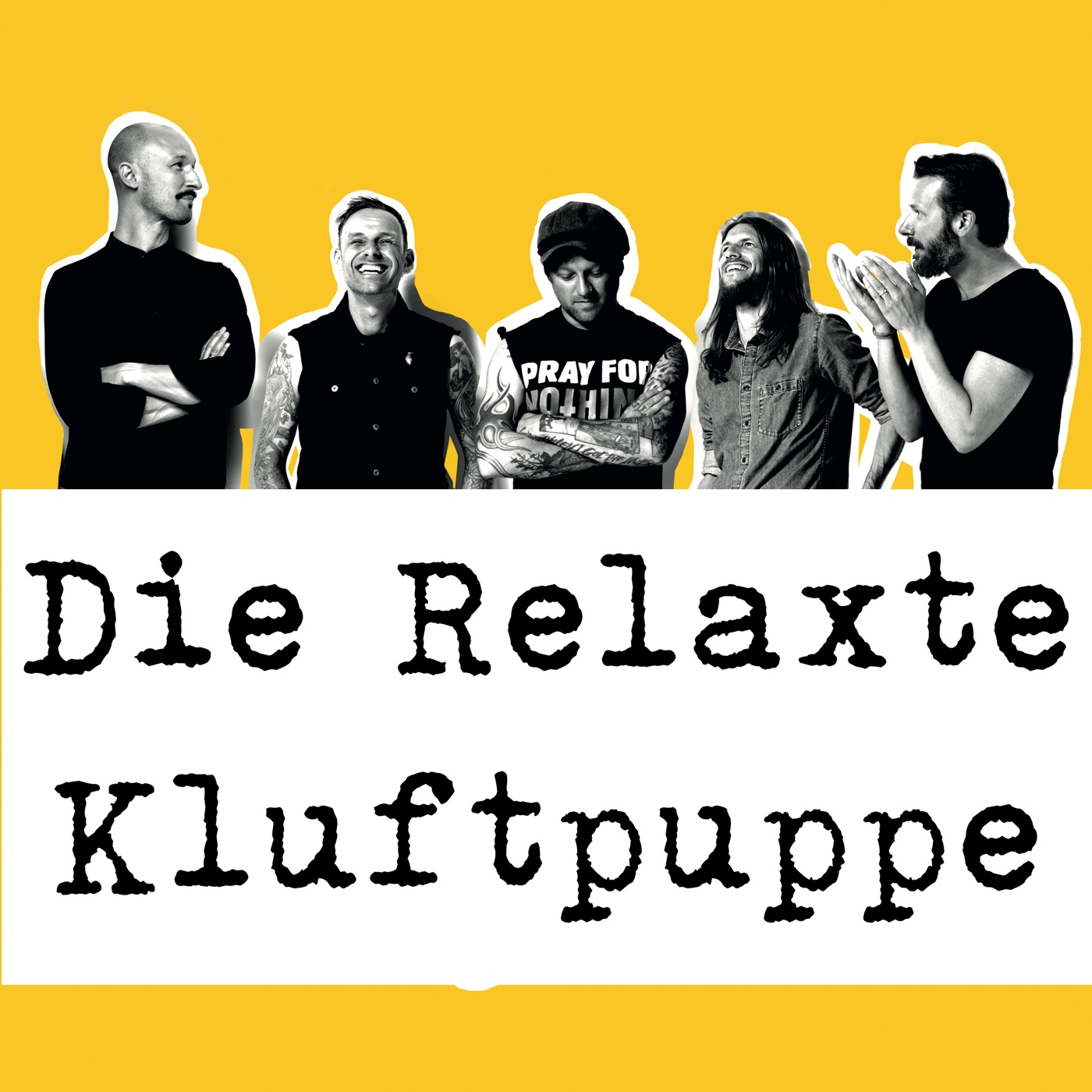 Donots Podcast - Die Relaxte Kluftpuppe show art