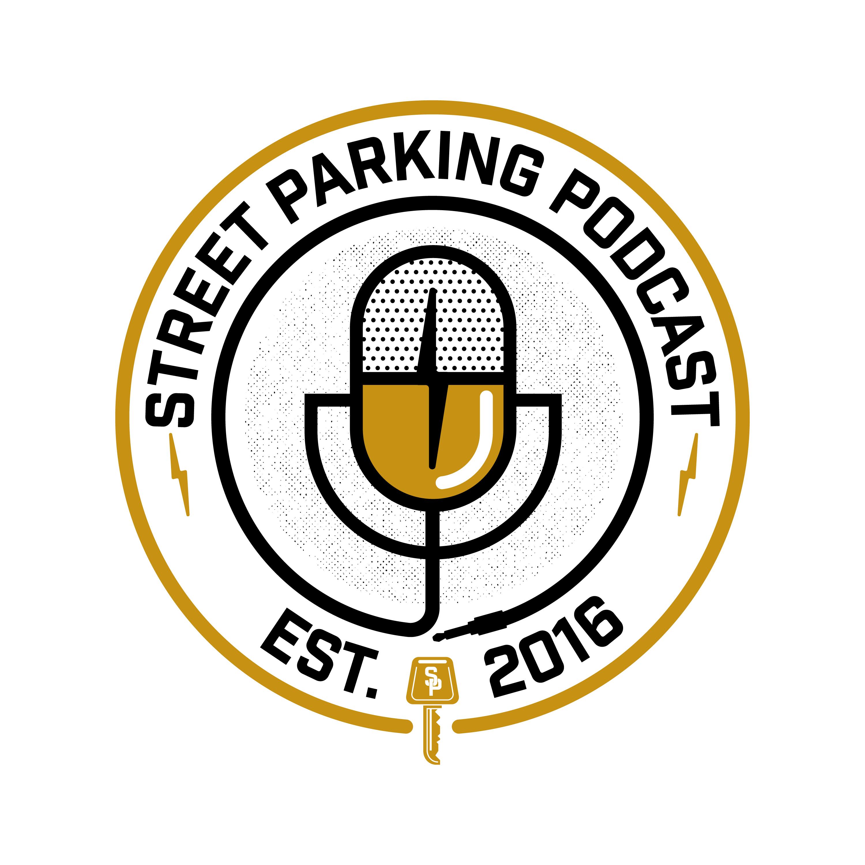 Street Parking Podcast show art