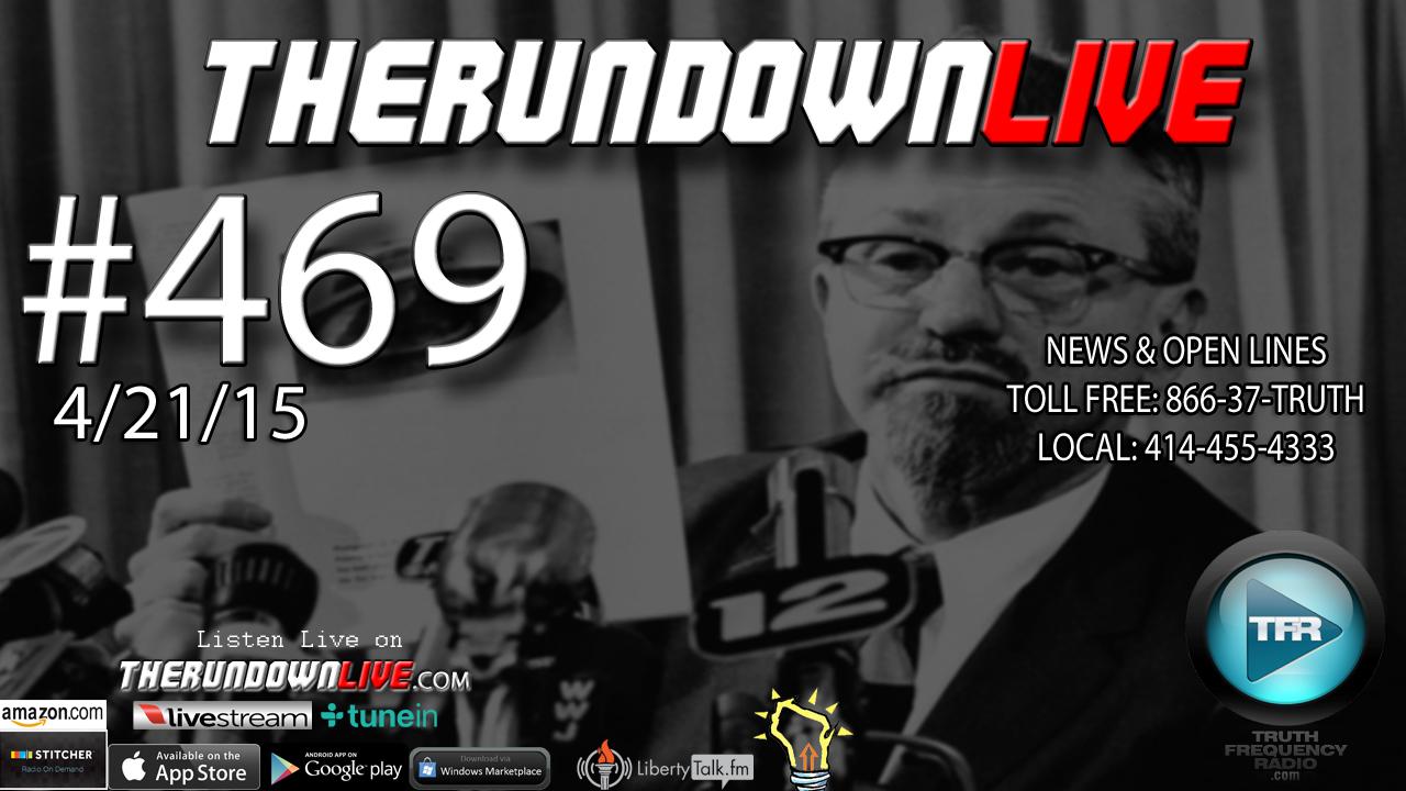The Rundown Live #469 (Marijuana,Facebook,Jade Helm,Walmart)