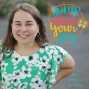 Artwork for How to Feel Joy, Even When it Feels Vulnerable Hard with host Paula Jenkins