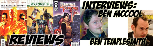Episode 217 - Ben Squared! From SDCC, It's Ben McCool & Ben Templesmith!