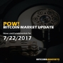 Artwork for PoW Bitcoin - Thank You Segwit - 7/22/2017