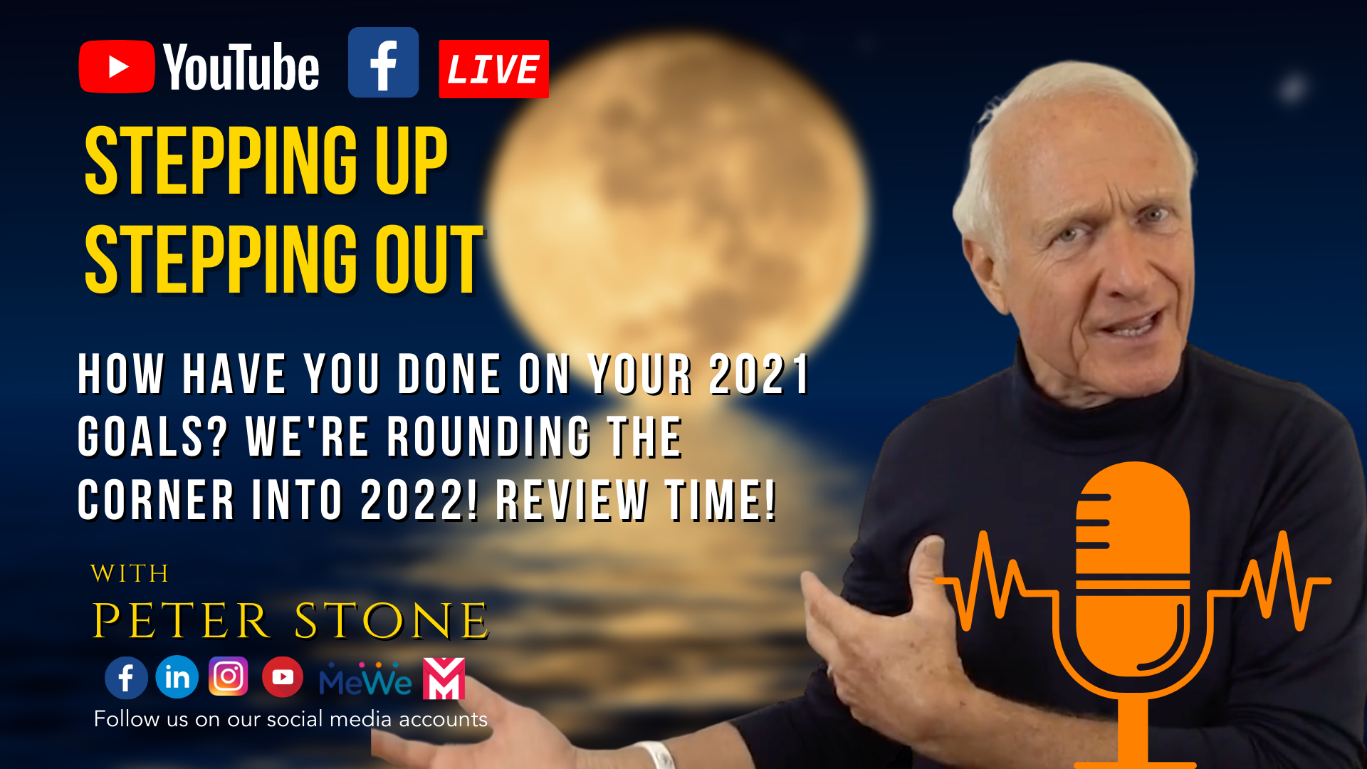 How have you done on your 2021 Goals_ We're rounding the corner into 2022!  show art