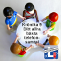 Artwork for Krönika 9 - Ditt allra bästa telefonsamtal