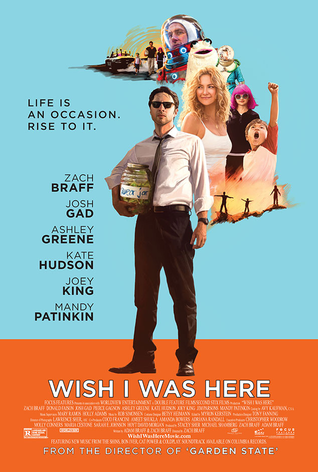 Ep. 25 - Wish I Was Here (Garden State vs. The Last Kiss)