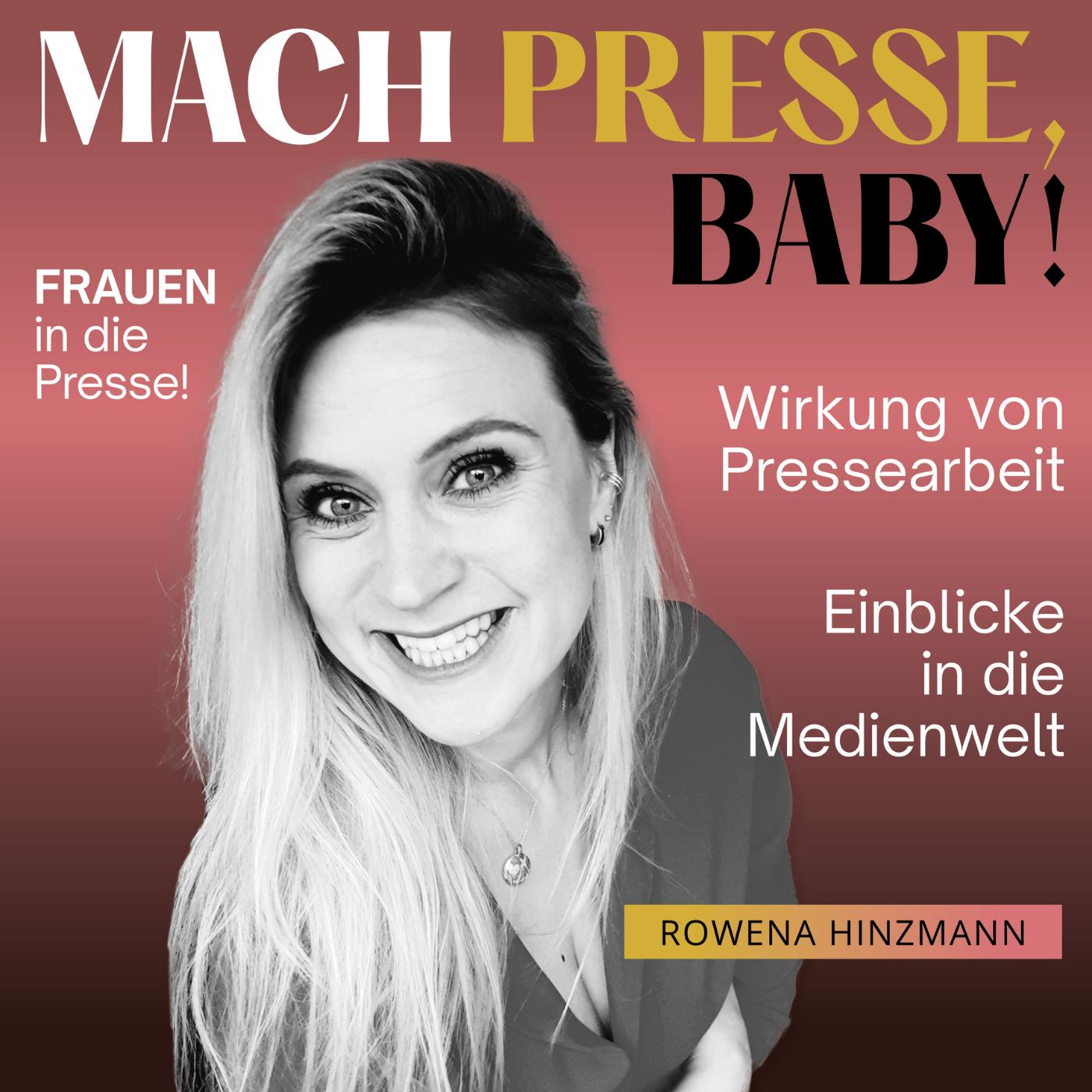 Mach Presse, Baby! show art