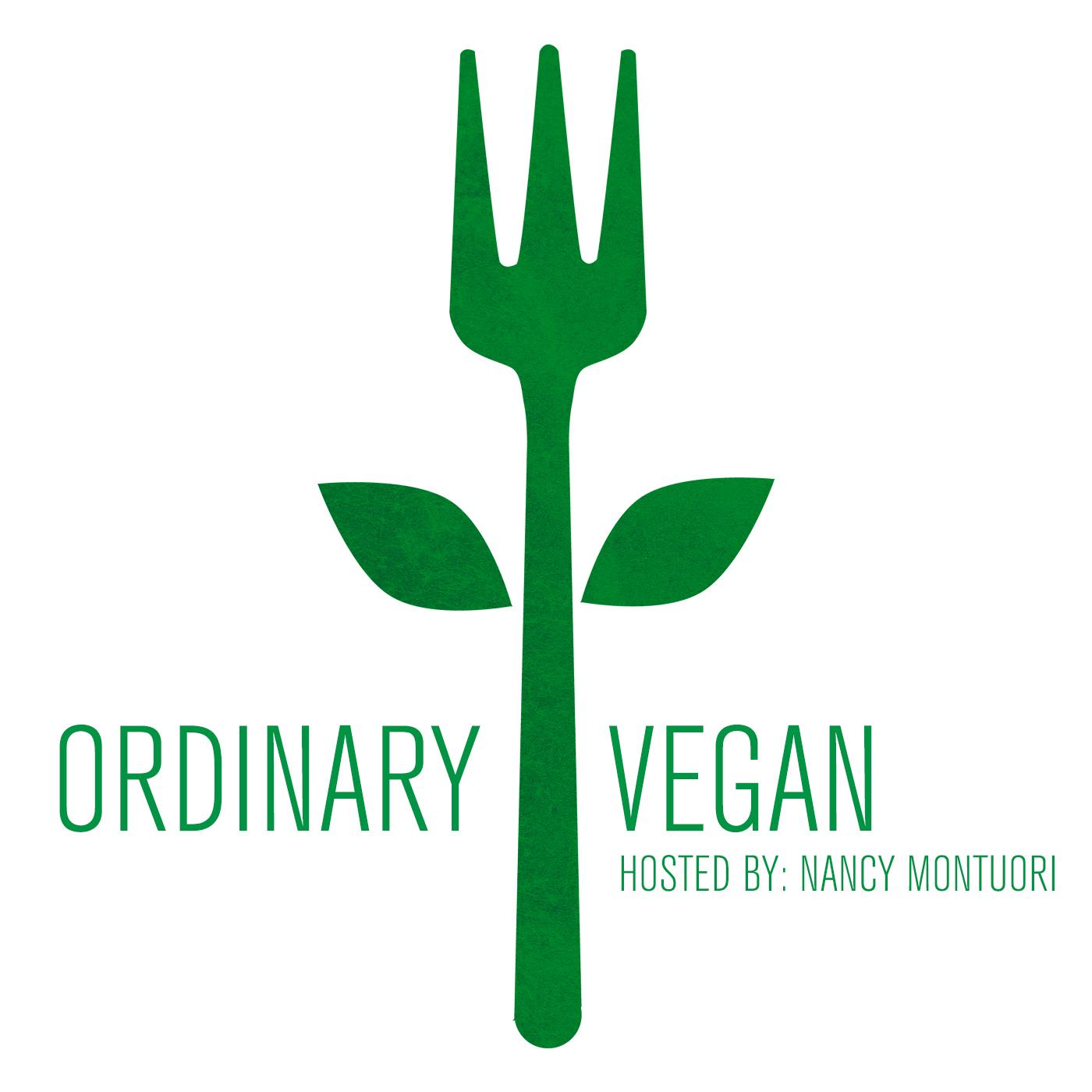 Ordinary Vegan Podcast show art