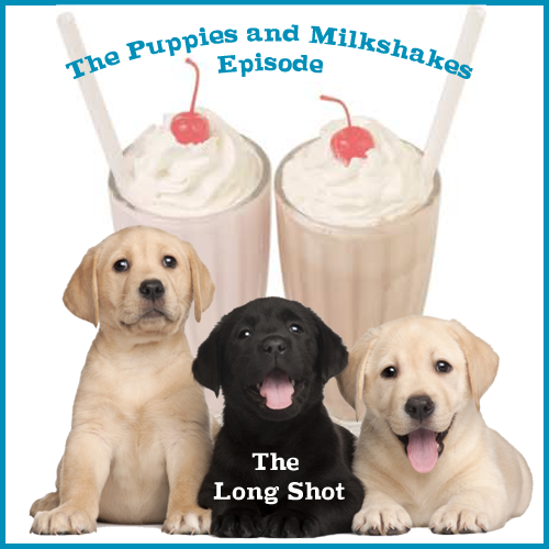 Episode #618: The Puppies and Milkshakes Episode featuring Emily Maya Mills