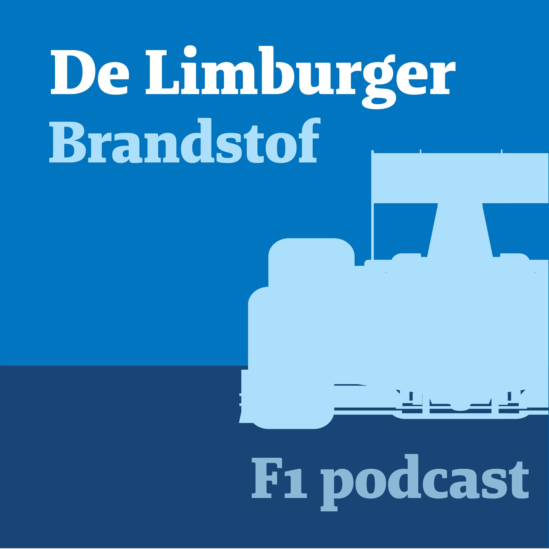 De Limburger Brandstof - F1 podcast show art