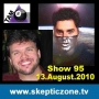 Artwork for The Skeptic Zone #95 - 13.Aug.2010