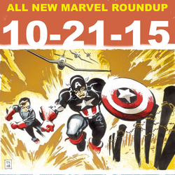 10-21-15 All New Marvel Roundup