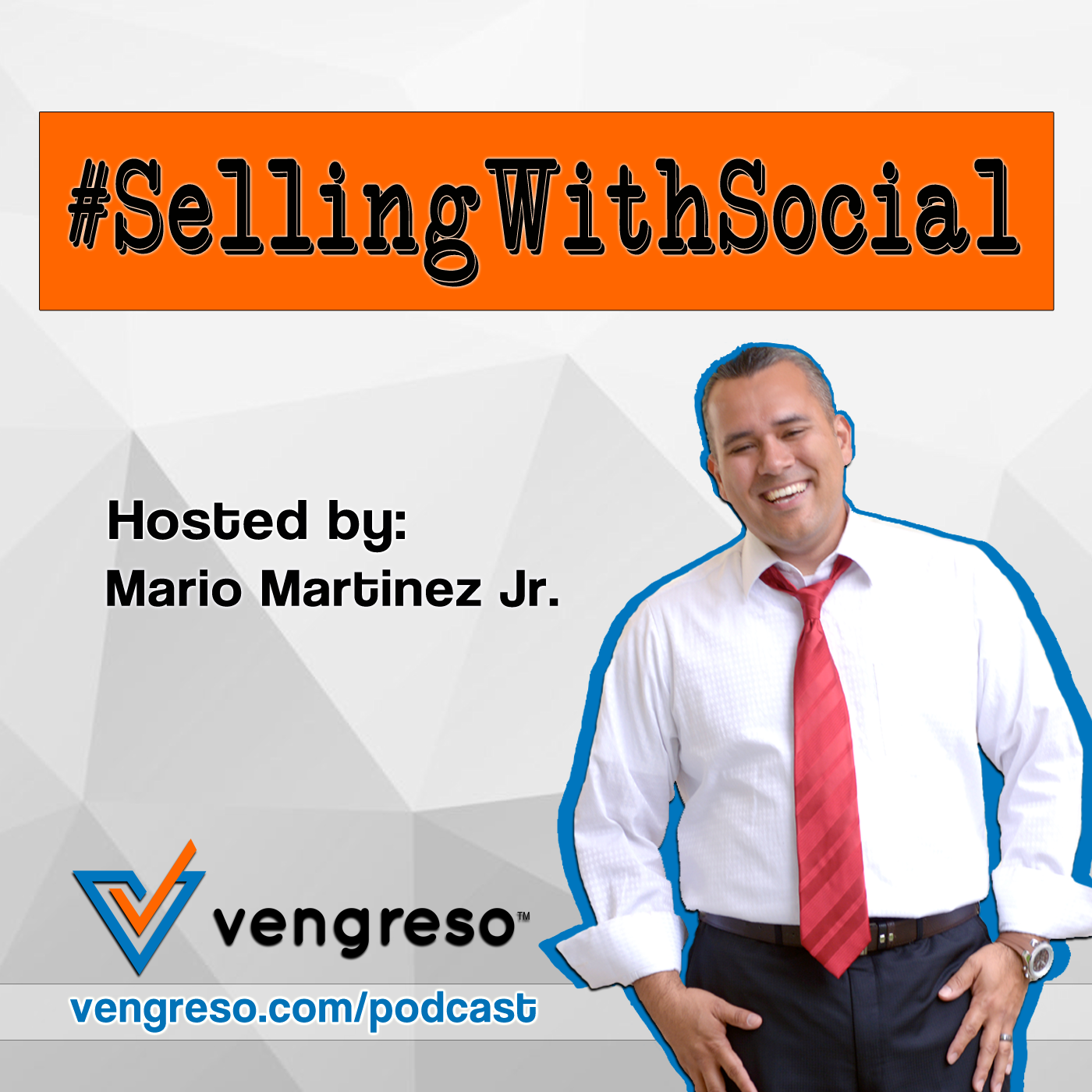 Selling With Social Sales Podcast show art