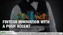 Artwork for FinTech Innovation with a Posh Accent