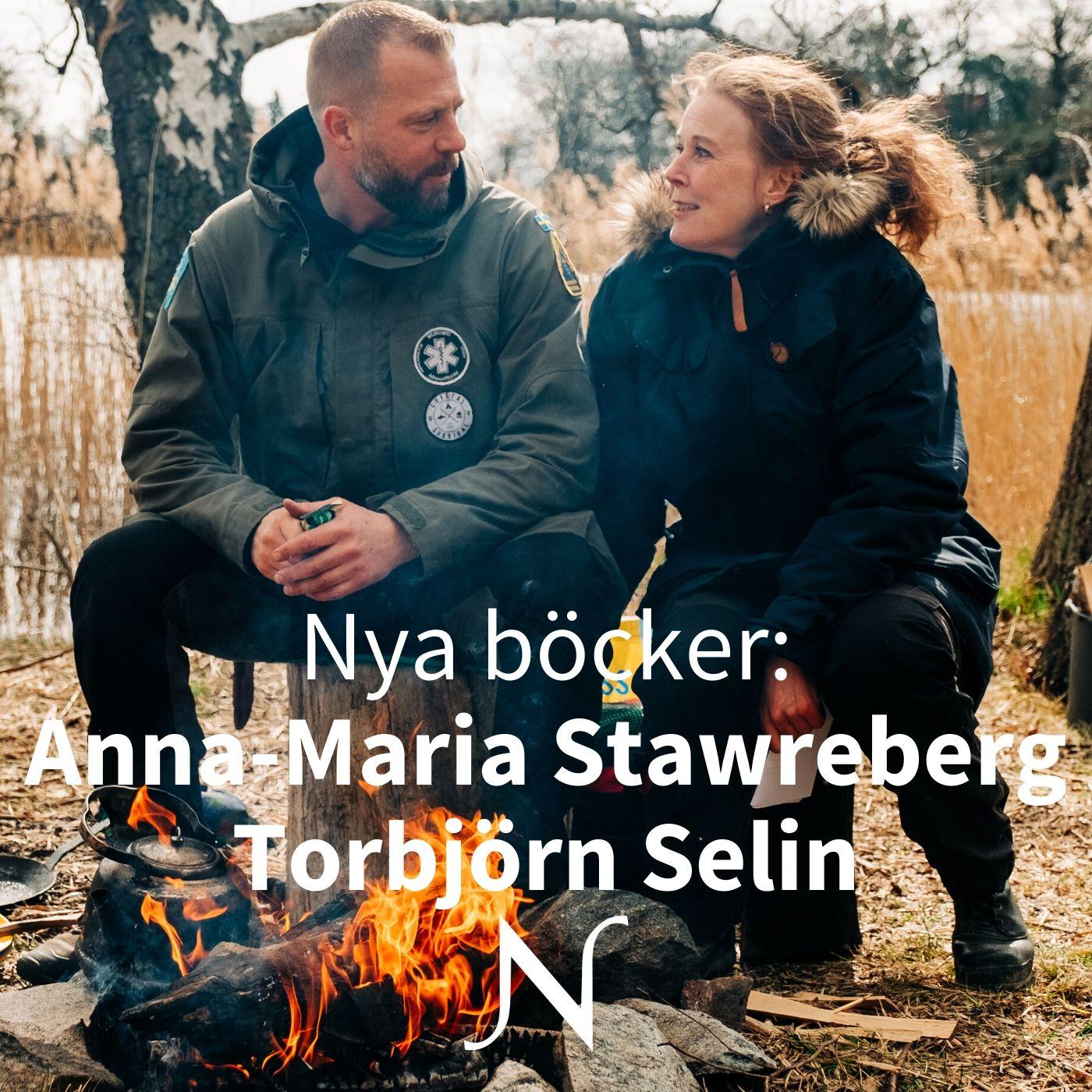 """Torbjörn Selin- Anna-Maria Stawreberg """"Prepping: Överlevnadshandboken"""" (2020)"""