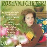 The Superb Soprano, Rosanna Carteri