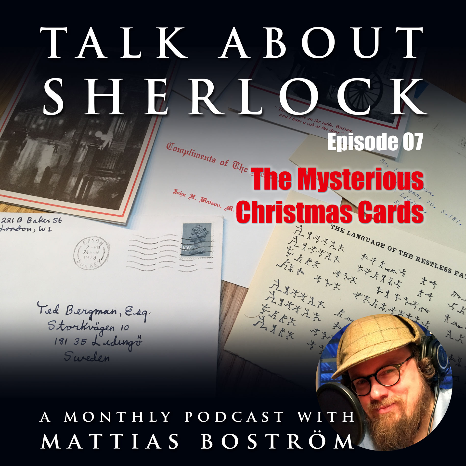 Episode 07: The Mysterious Christmas Cards