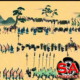 EP151 An Introduction to Daimyo Alternate Attendance – Sankin Kotai P1