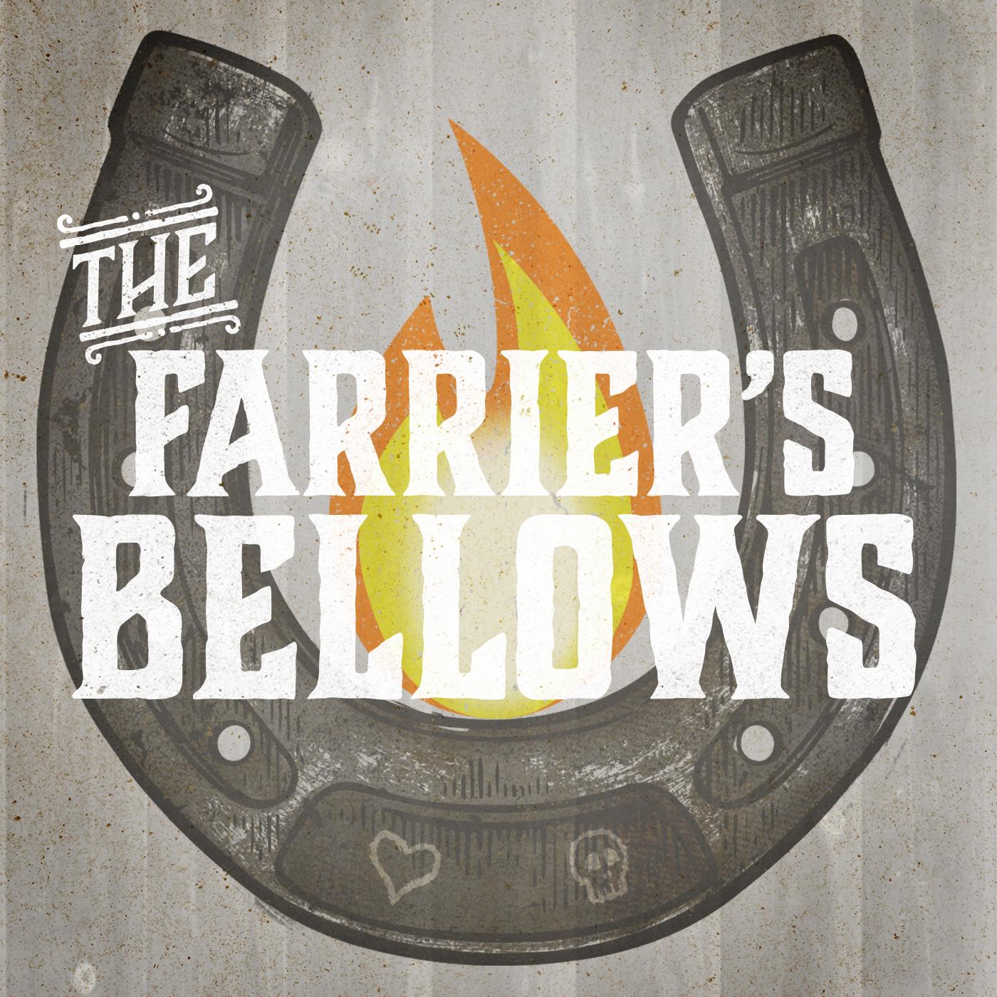 The Farrier's Bellows show art