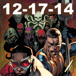12-17-14 Marvel Comics Roundup