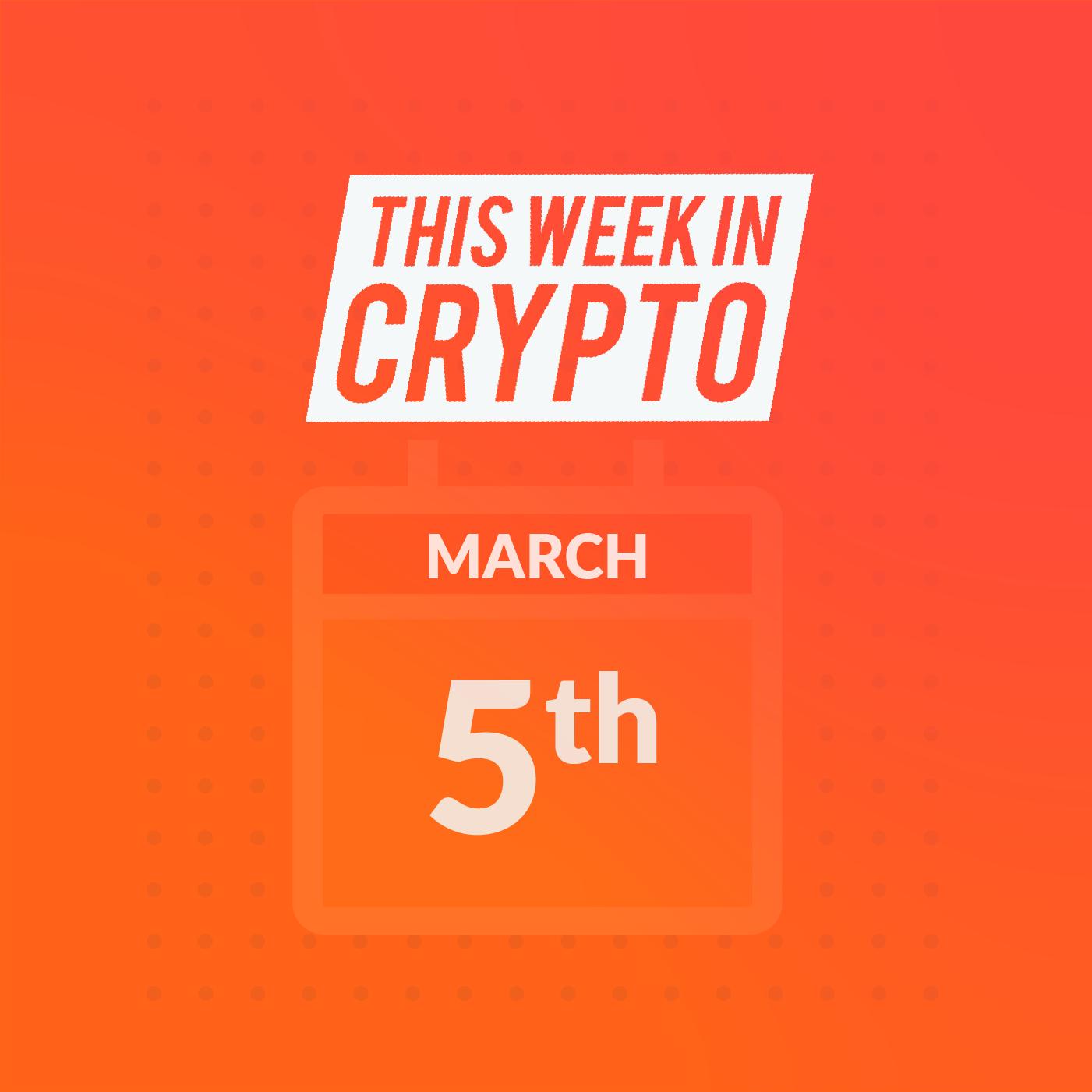 Mar. 5th: Crypto Fund Hack Results In Massive Data Leak