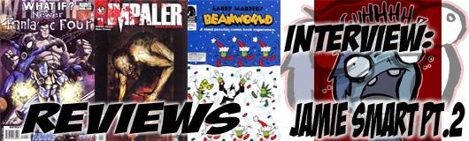 Episode 171 - The Christmas Show & Jamie Smart Part2