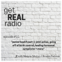 Artwork for episode #11: period health part 1: joint aches, going off of birth control, healing hormonal symptoms + more