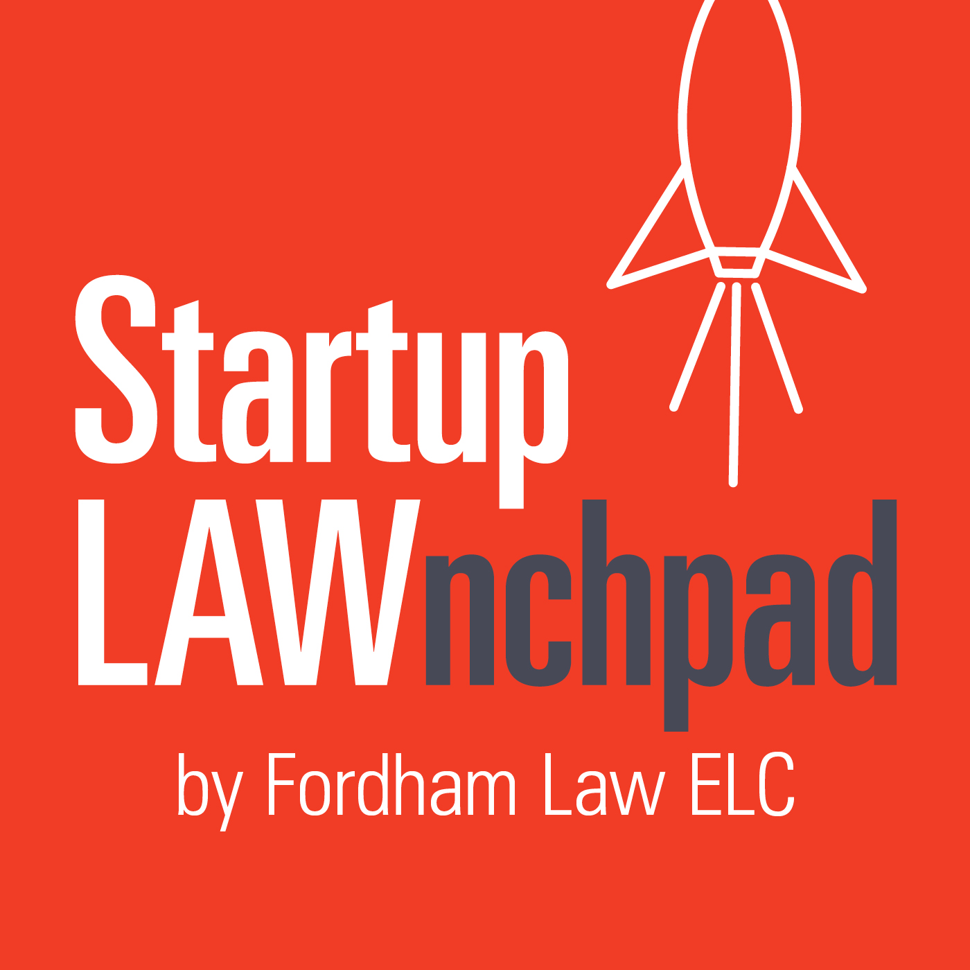 Startup LAWnchpad Podcast show art