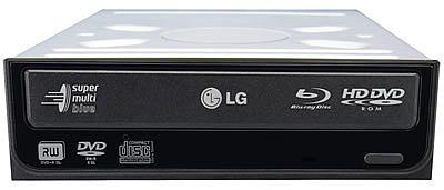LG nos seduce con fotos y fecha de lanzamiento del lector Blu-ray / HD DVD