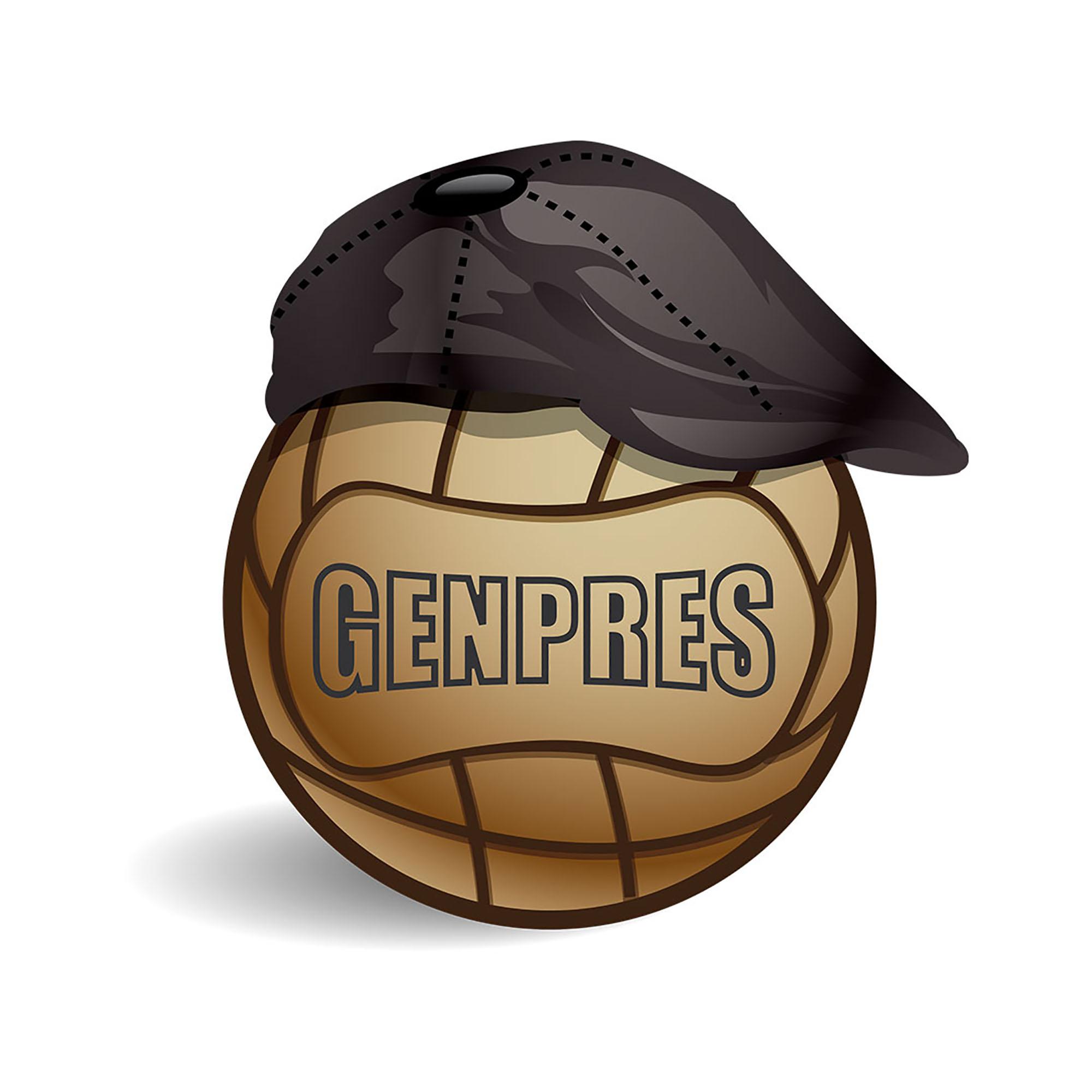 Genpres - Podcast om fodbold med Tom Carstensen show art