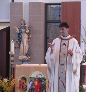 May 1, 2009-Streamer Day Mass Homily