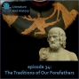 Artwork for Episode 34: The Traditions of Our Forefathers (Euripides' The Bacchae)