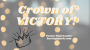 Artwork for Crown of Victory!!!