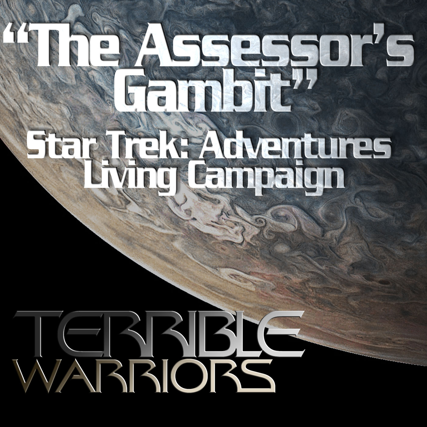 Artwork for Star Trek: Adventures - Living Campaign - Assessor's Gambit (Part 1 of 3)