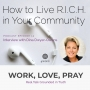 Artwork for How to Live R.I.C.H in Your Community