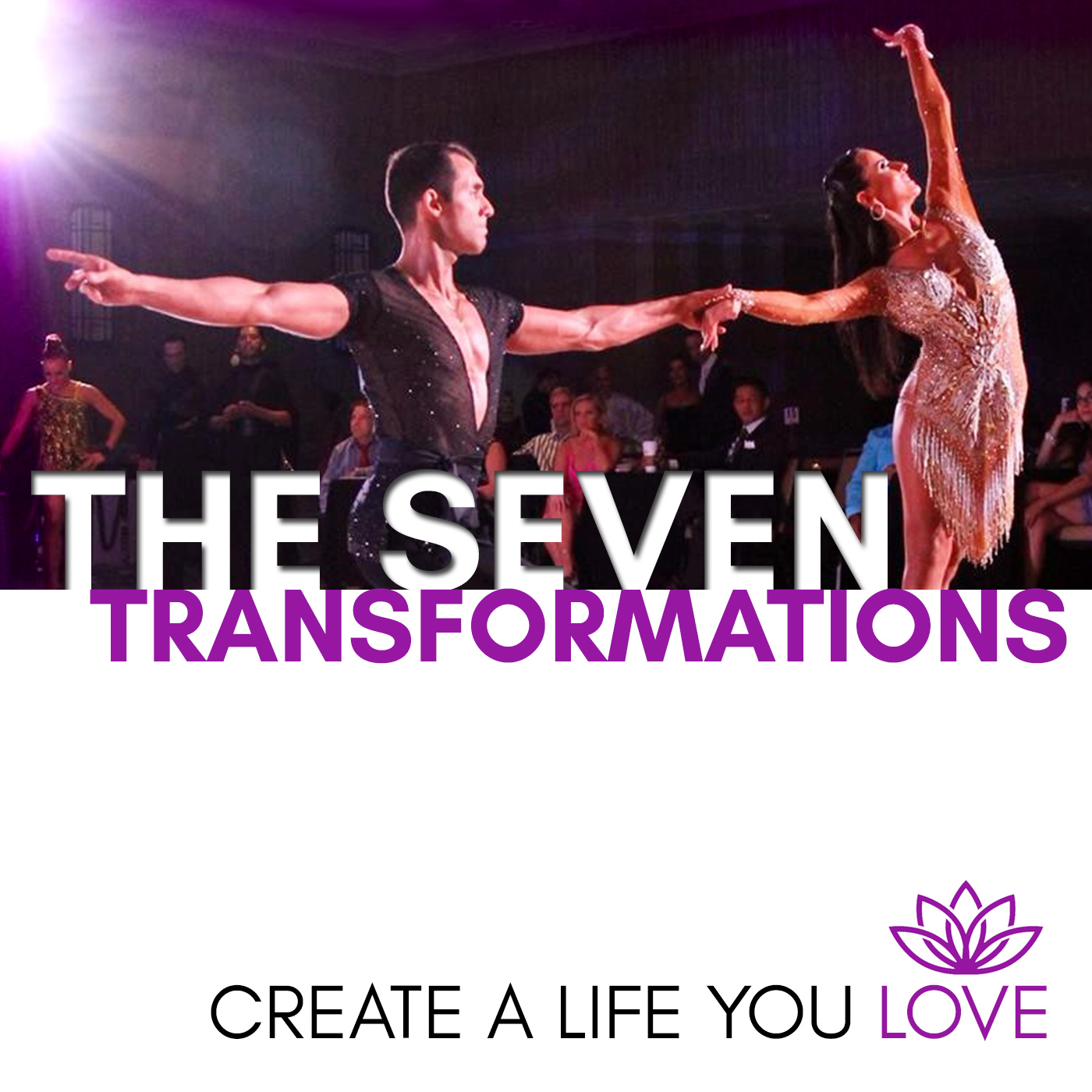 Artwork for 033: Dance Your Way Through Life - 6 Lessons of Life & Business from Ballroom Dance