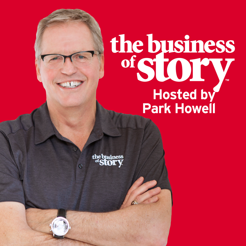Artwork for #131:  How to Make Your Brand and Business Stories Retellable