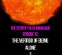 Artwork for Episode 12: The Vertigo of Being Alone