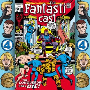 Episode 120: Fantastic Four #104 - Our World -- Enslaved