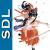 SDL #42: Descrição dos personagens, novo Rogue Alpha, termino da revisão da Demo e Sakura Wars show art
