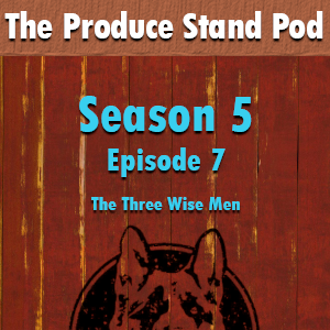 Artwork for S5E7: The Three Wise Men