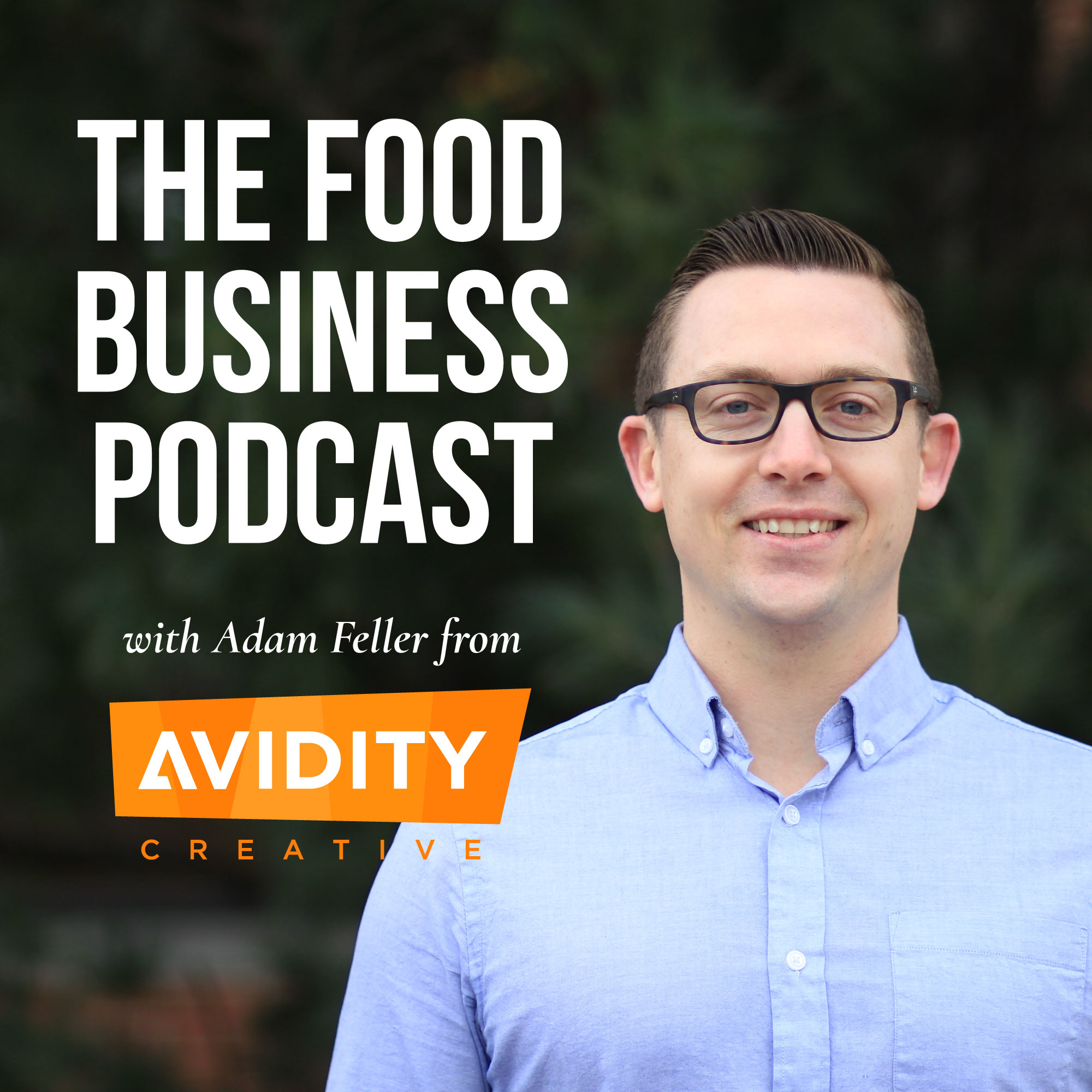 The Food Business Podcast show art