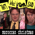 "Episode # 58 -- ""Moroccan Christmas"" (12/11/08)"