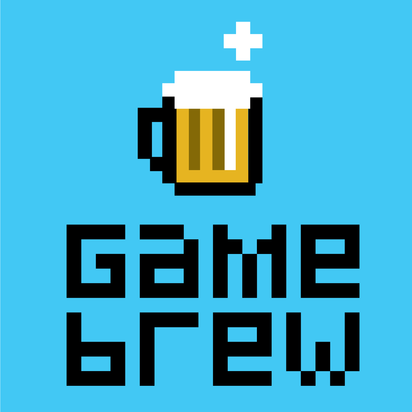 The Game Brew Podcast show art