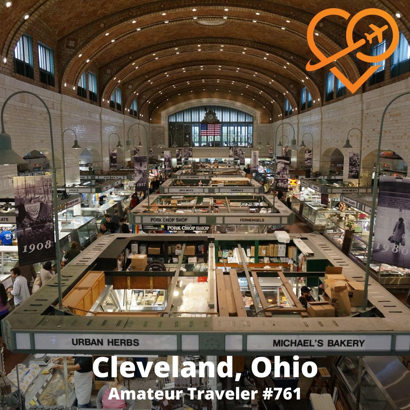 AT#761 - Travel to Cleveland, Ohio